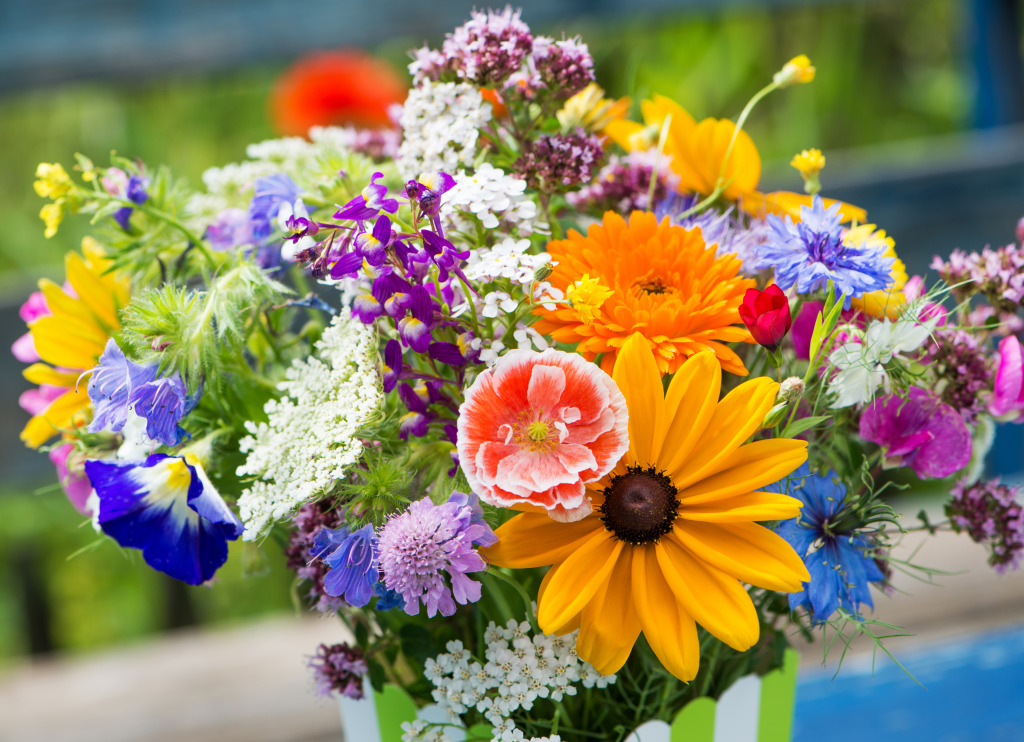 Image result for wild flowers bouquet