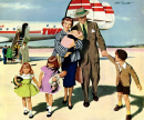 Trans World Airlines Ad