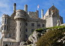 St Michael's Mount, Cornwall, England