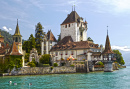 Castle Oberhofen, Switzerland