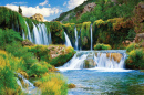 Veliki Buk Waterfall, Croatia