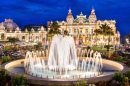 The Monte Carlo Casino, Monaco