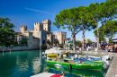 Castle Scaliger, Sirmione, Italy