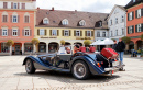 Morgan Oldtimer in Ludwigsburg, Germany