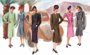 1939 Fashion Illustration