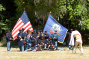 Civil War Reenactment, Duncan Mills CA