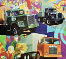 1972 Diamond Reo Trucks