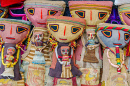 Peruvian Dolls in Cusco
