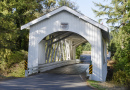 Covered Bridge, Linn County, Oregon