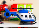 Plastic Toy Helicopter
