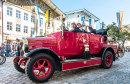 Fire Brigade Anniversary, Bad Toelz, Germany