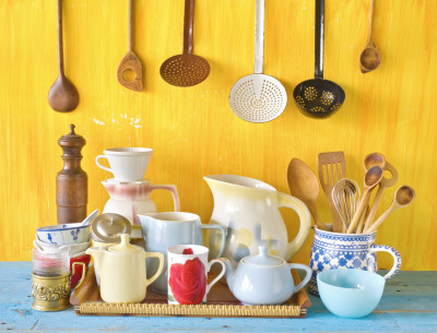 Tableware and Kitchen Utensils