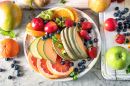 Mixed Fruit Plate