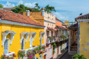 Historic Center of Cartagena, Colombia