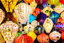Chinese Lanterns in Hoi An, Vietnam