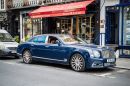 Bentley Mulsanne in London