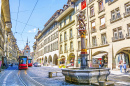 Old City Centre of Bern, Switzerland