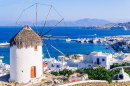Mykonos Island, Cyclades, Greece