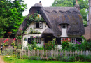 Thatched Cottage in Houghton, England