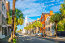 Historical Downtown of Charleston SC