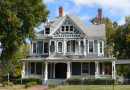 Historic House in Shreveport, Louisiana