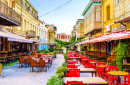 Street Cafe in Tbilisi, Georgia