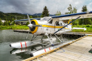 De Havilland Beaver Seaplane in Canada