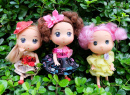 Dolls in the Garden