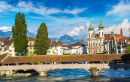 Historical Center of Lucerne, Switzerland