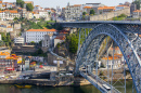 Luis I Bridge, Porto, Portugal