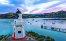 Akaroa Lighthouse, New Zealand