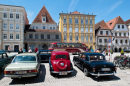 Mercedes Benz Cars Meeting, Steyr, Austria