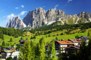 Cortina d'Ampezzo Resort, South Tyrol, Italy