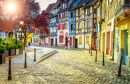 Little Venice District, Colmar, France