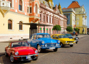 Automotive Show in Oradea, Romania