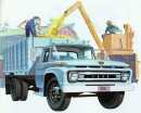 1961 Ford F-600 Stake Truck