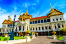 The Grand Palace in Bangkok, Thailand