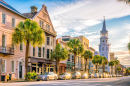 Downtown Area of Charleston SC