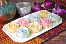 Siamese Allure Rose Candy, Thai Cuisine