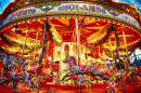 Colorful Carousel