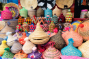 Souvenirs for Sale in Morocco