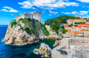 Dubrovnik Town and Castle, Croatia