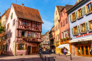 Historical District of Colmar, France