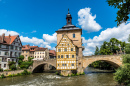 Historical City of Bamberg, Germany