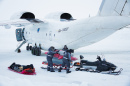 Barneo Drifting Camp, North Pole