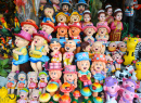 Clay Doll Shop, Angsila, Thailand