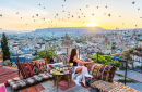 Vacation in Cappadocia, Turkey