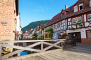 Annweiler Village, Germany