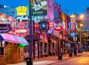 Blues Clubs in Memphis, USA