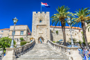 Revelin Tower, Korcula, Croatia